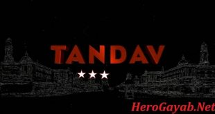 Tandav web series