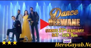 Dance Deewane 3 episode