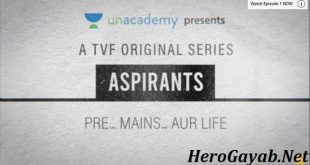 TVF Aspirants episode